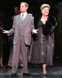 David Hyde Pierce and Debra Monk