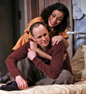 Nicole Shalhoub and Kelly AuCoin