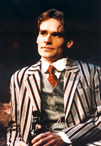 Robert Sean Leonard in The Invention of Love(Photo: Paul Kolnik)
