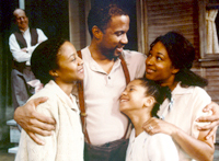 Adrienne Carter, Marcus Naylor,Charis M. Wilson, and Elizabeth Van Dykein No Niggers, No Jews, No Dogs(Photo: Mark Garvin)