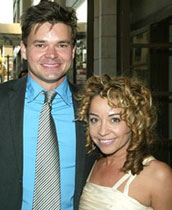 Hunter Foster and Jen Cody