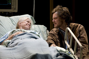 Ellen Burstyn and Michael Shannon