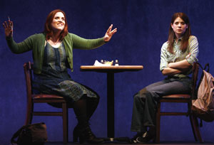 Donna Lynne Champlin and Jenny Fellner