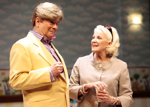 Peter Bartlett and Linda Lavin in The New Century
