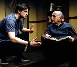 Gale Harold and George Morfogen in Uncle Bob(Photo: Yasuyuki Takagi)
