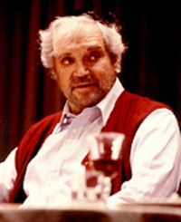 Hal Linden in The Gathering