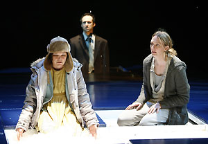 Monique Vukovic, Gibson Frazier, and Christina Kirk