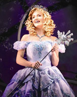 Annaleigh Ashford in Wicked