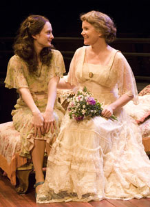 Michelle Federer and Mare Winningham