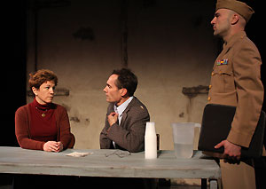 Lisa Kron, Curzon Dobell and Khris Lewin