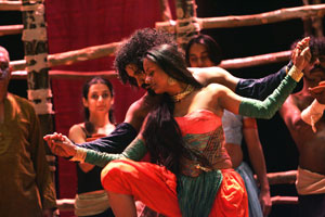 Archana Ramaswamy and P.R Jijoy