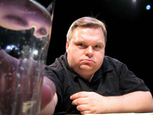 Mike Daisey in How Theater Failed America