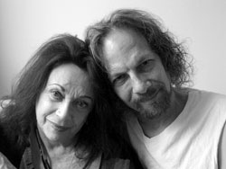 Judith Malina and Hanon Reznikov