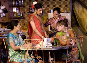 Sarita Choudhury, Reshma Shetty, Sakina Jaffrey,