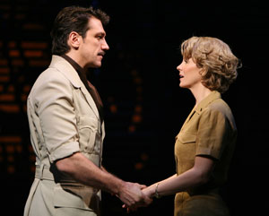Paulo Szot and Kelli O'Hara in South Pacific