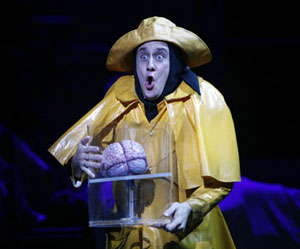 Christopher Fitzgerald in Young Frankenstein