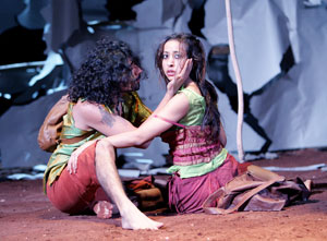 ChandanRoy Sanyal and Yuki Ellias