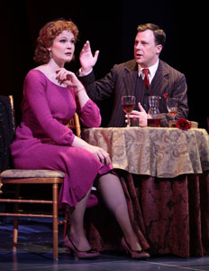 Kate Baldwin and Brooks Ashmanskas