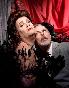 Brad Oscar and J. Fred Shiffman