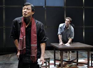 James Saito and Peter Christian Hansen