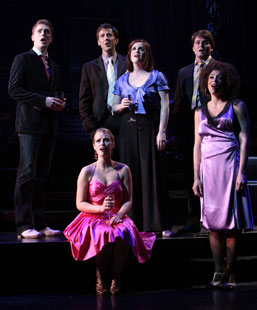 Shonn Wiley, Lewis Cleale, Donna Lynne Champlin,