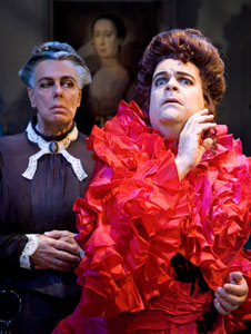 J. Fred Shiffman and Brad Oscar