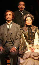 Daniel Stewart, Evan Zes, and