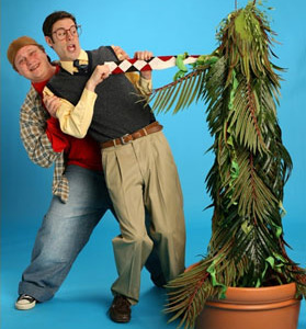 Jason Williams and Lance Rubin in