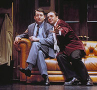 Matthew Broderick and Nathan Lanein The Producers(Photo: Paul Kolnik)
