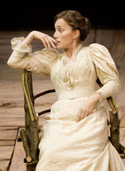 Kristin Scott Thomas in The Seagull