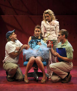 Mark Setlock, Daiva Deupree, Jenn Harris,