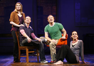 Heidi Blickenstaff, Jeff Bowen, Hunter Bell,
