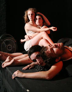 Atley Loughridge, Meredith Forlenza,