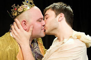 Carlos Rafael Fernandez  and Jess Cassidy White