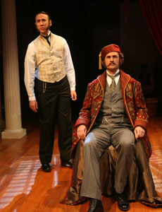 Jay Russell and Daniel Stewart in