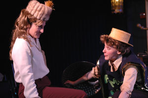 Sarah Newhouse and Marianna Bassham 