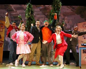 Jeffrey Omura, Lauren Marcus, Lance Rubin,
