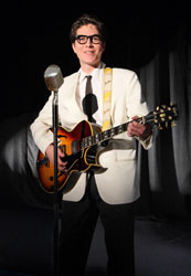Justin B in