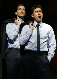 J. Robert Spencer and John Lloyd Young