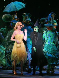 Erin Mackey and Teal Wicks
