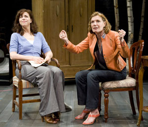 Jennifer Regan and Susan Sullivan in Buffalo Gal
