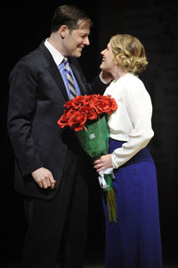 John Bolton and Amy Justman