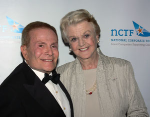 Jerry Herman and Angela Lansbury