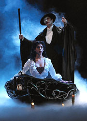 Marni Raab and Howard McGillin