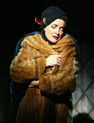Christine Ebersole in Grey Gardens