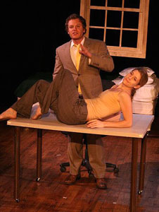 Vince Nappo and Christina Shipp