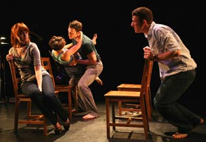 Celina Carvajal, Melissa Bloch, Ryan Watkinson,