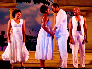 Vanita Harbour, Kristolyn Lloyd, Jesse Nager, and