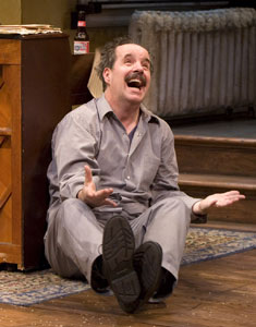 John Pankow in The House of Blue Leaves
