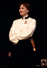 Cherry Jones in Major Barbara(Photo: Joan Marcus)